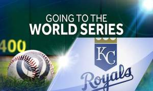 Royals going to the World Series