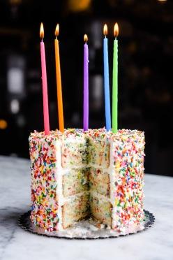 Image result for angel food birthday cake