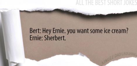 Sherbert Joke