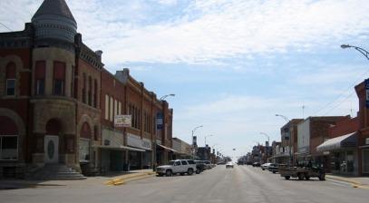 Main Street Smith Center