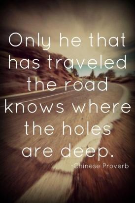 Road traveled