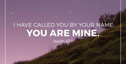 Name scripture